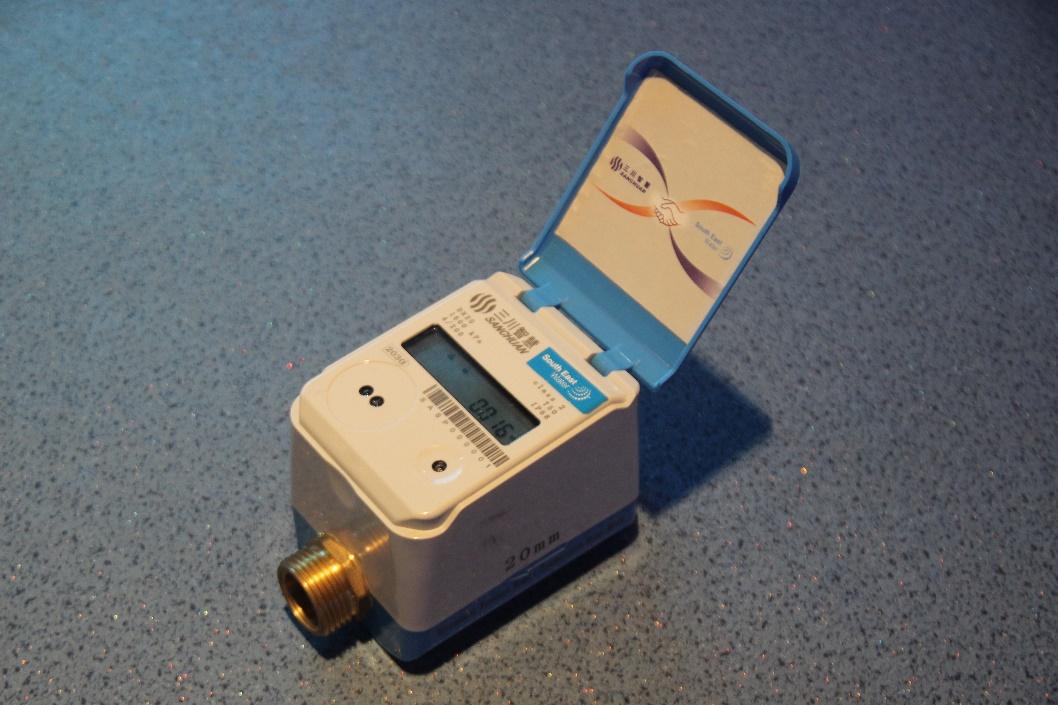 NB-IoT超声波物联网水表