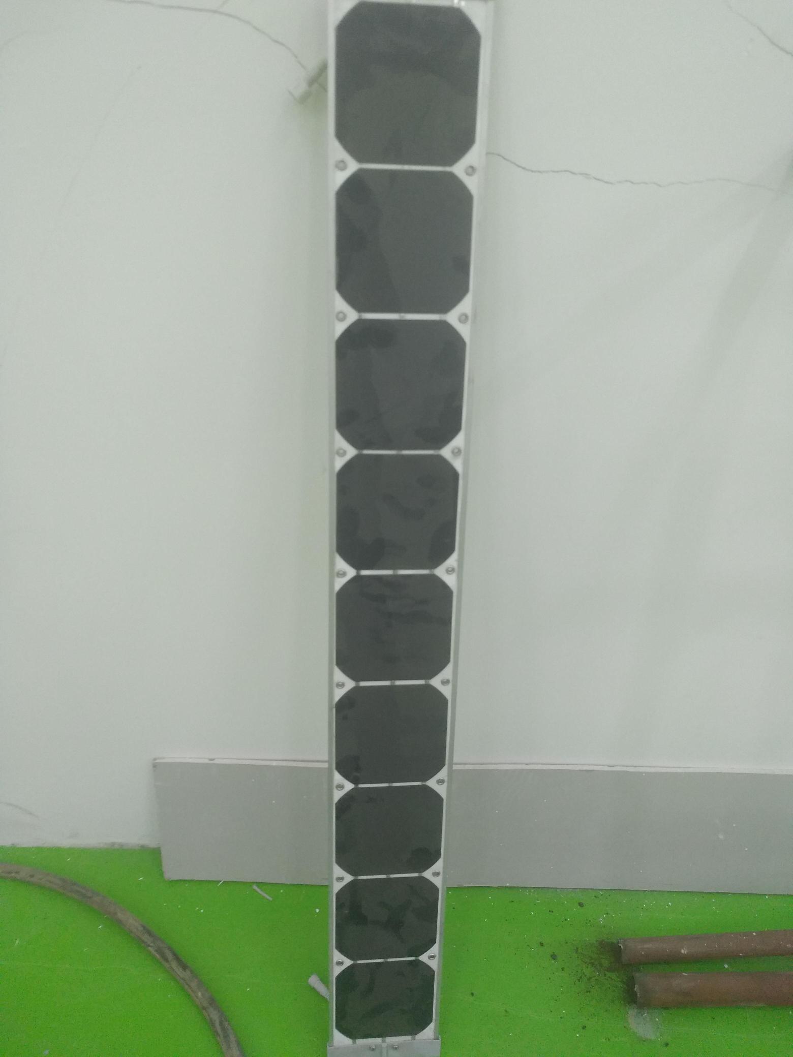 八度阳光光伏发电项目-光伏发电设备