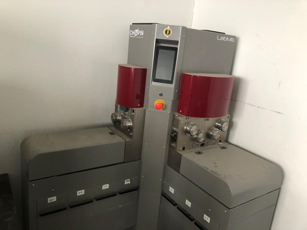 全自动磨粉机